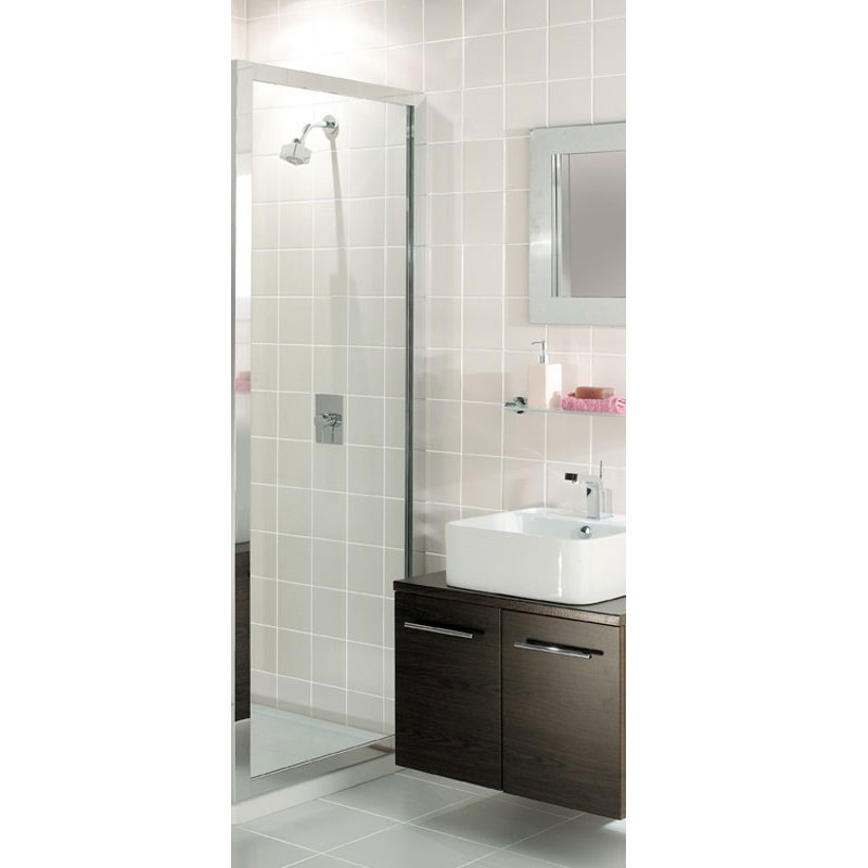 Simpsons - Classic Shower Side Panel - 4 Size Options Large Image
