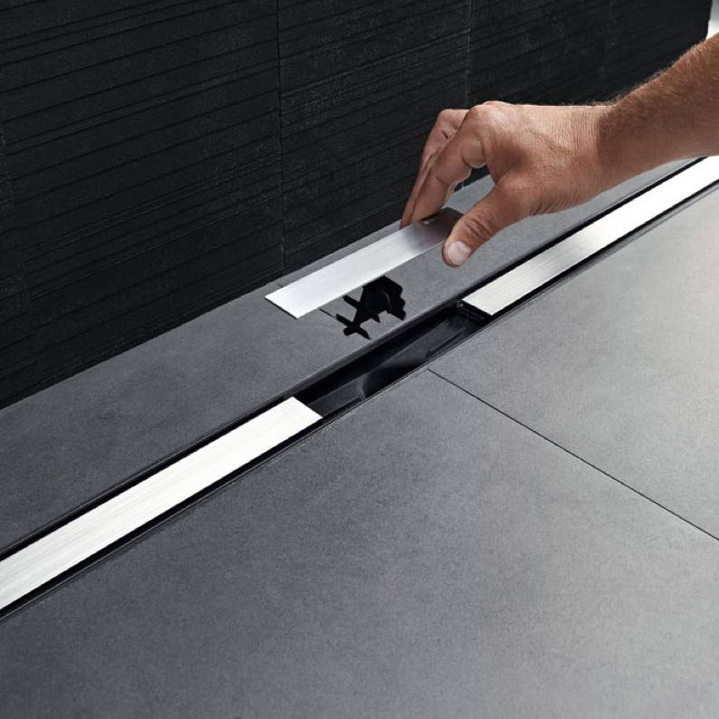 Geberit - CleanLine60 Shower Channel profile large image view 3