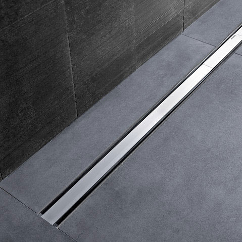 Geberit - CleanLine60 Shower Channel Large Image