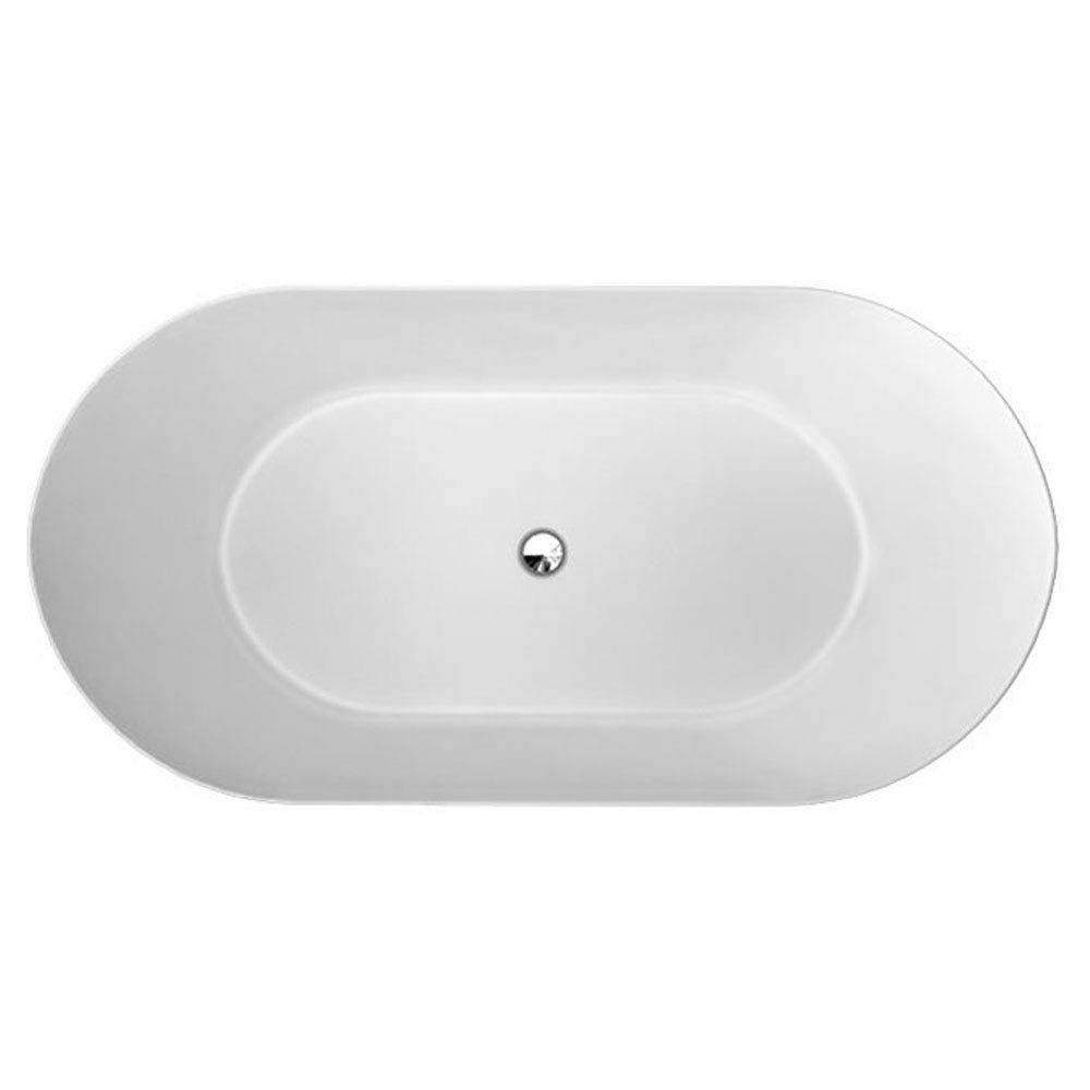 Clearwater Formoso Natural Stone Bath  Feature Large Image