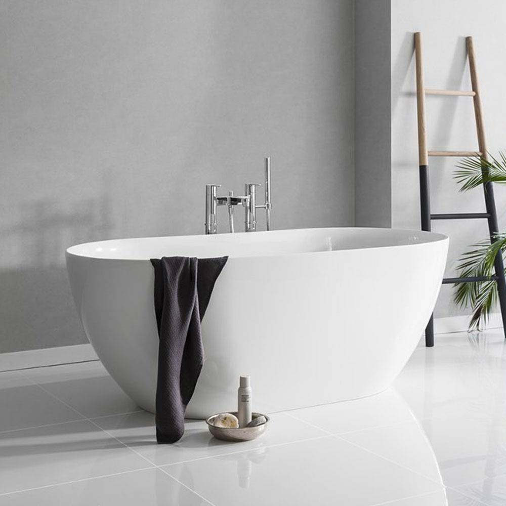 Clearwater Formoso Natural Stone Bath Large Image