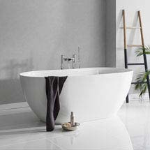 Clearwater Formoso Natural Stone Bath Medium Image