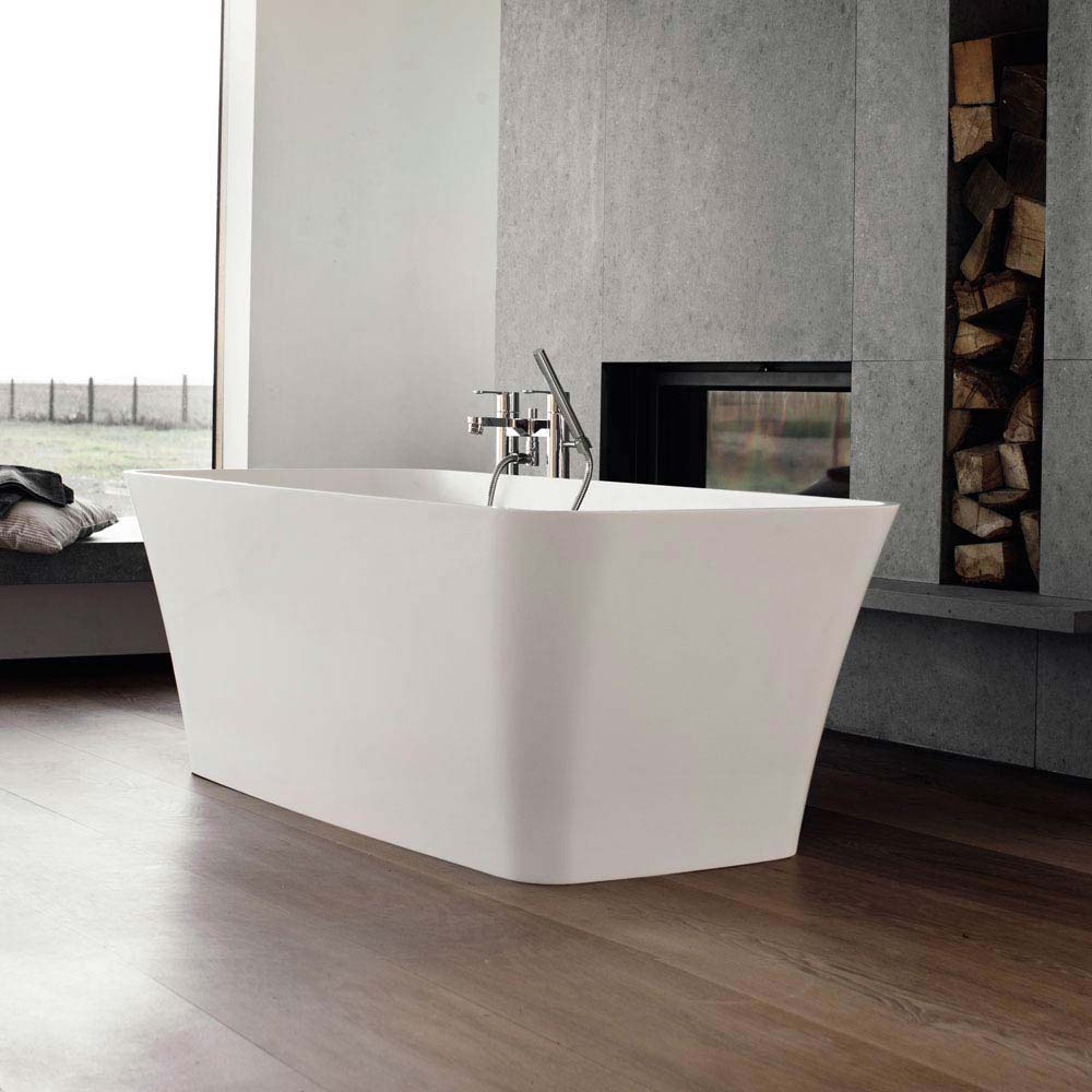 Clearwater Palermo Natural Stone Bath profile large image view 2