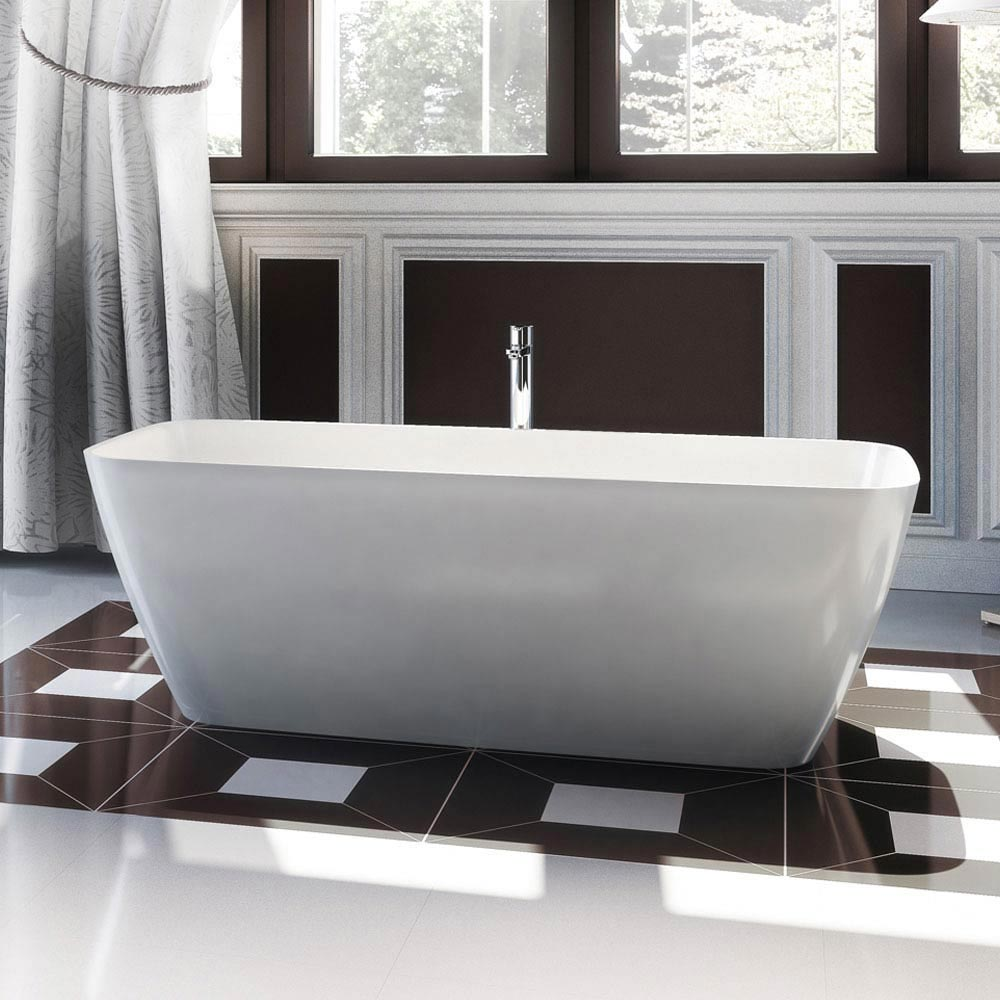 Clearwater Vicenza ClearStone Bath Large Image