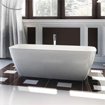 Clearwater Vicenza ClearStone Bath Medium Image