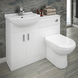 Cloakroom Suites & Packages at Victorian Plumbing