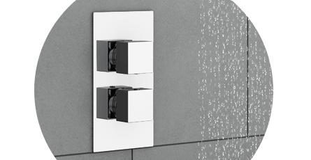 Concealed Shower Valves | Victorian Plumbing