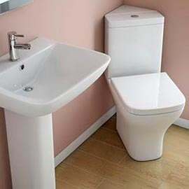 From GBP11995 Corner Toilets