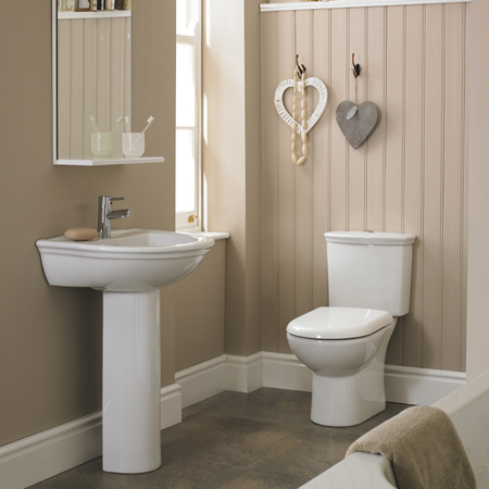 Country Bathroom Inspiration