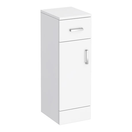 Cove 250x300mm White Cupboard Unit