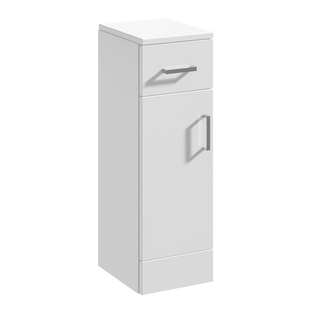 Cove 250x330mm White Cupboard Unit Large Image