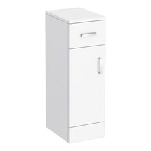 Cove 250x330mm White Cupboard Unit Medium Image