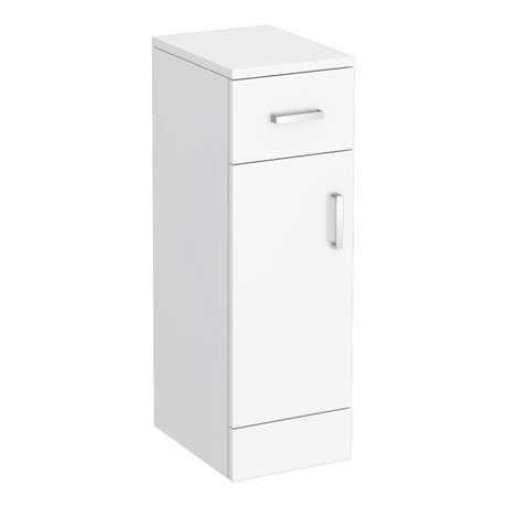 Cove 250x330mm White Cupboard Unit