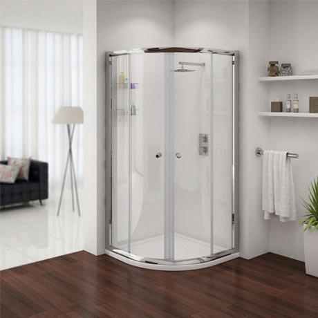 Cove Quadrant Shower Enclosure - 2 Size Options