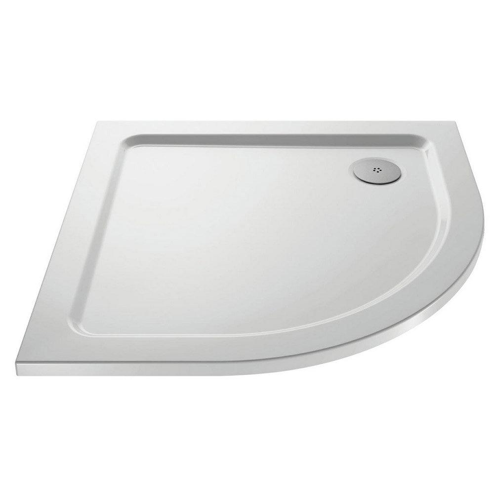 Cove En Suite Bathroom Suite inc Quadrant Enclosure In Bathroom Large Image