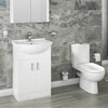 Cove Vanity Unit + Toilet Suite profile small image view 1