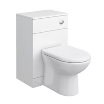 Cove White 500x330mm WC Unit Medium Image