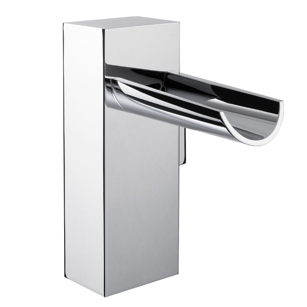 Crosswater - Block Monobloc Basin Mixer - BK110DNC profile large image view 1