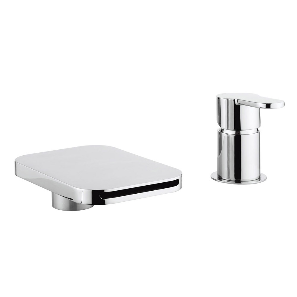Crosswater - Central Bath Filler - CE321DC Large Image