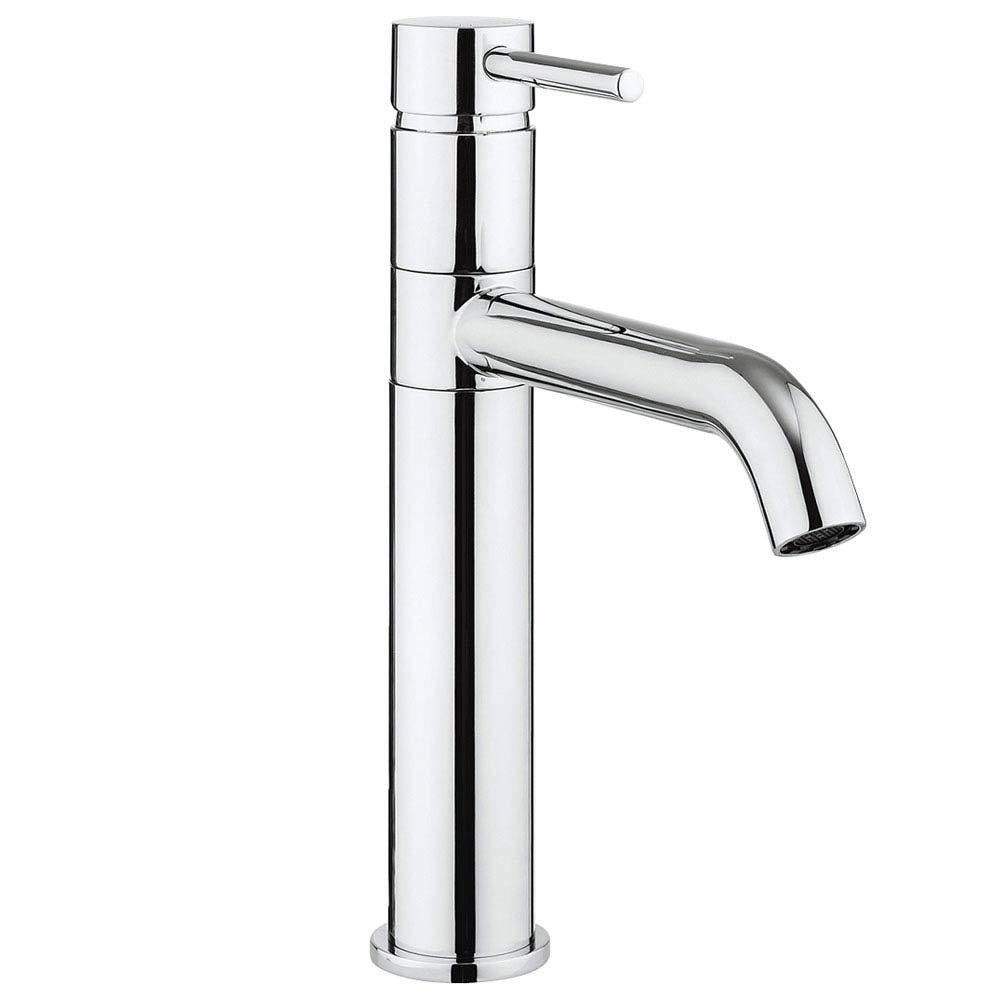 Crosswater Design Single Lever Kitchen Mixer - Chrome - DE716DC