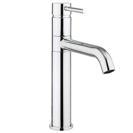 Crosswater Design Single Lever Kitchen Mixer - Chrome - DE716DC