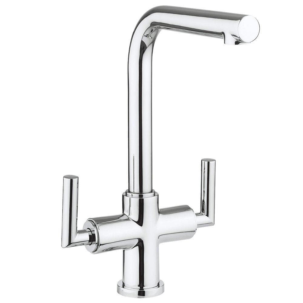 Crosswater Tropic Dual Control Kitchen Mixer - TP711DC Large Image