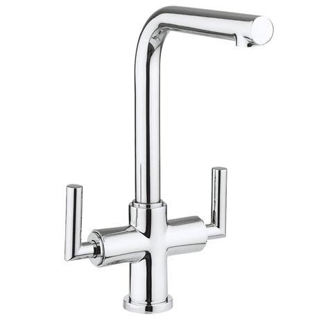 Crosswater Tropic Dual Control Kitchen Mixer - TP711DC