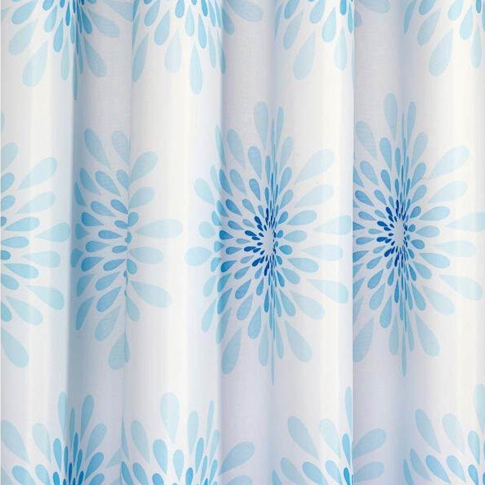 Croydex Splash Textile Shower Curtain W1800 x H1800mm - AF288424