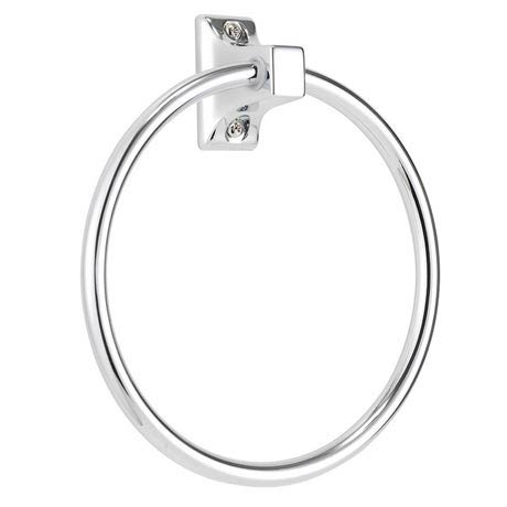 Croydex Sutton Towel Ring - QM731541