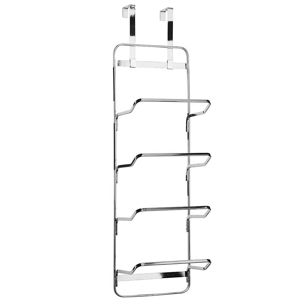 Croydex Hanging Towel Rack - Chrome Plated Large Image