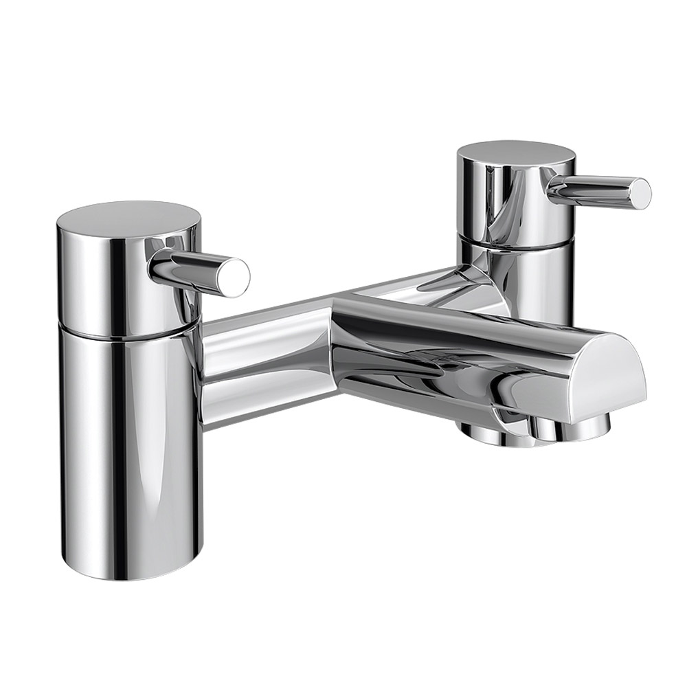 how to change bathroom sink taps shop our cruze modern bath taps chrome at 25341 | Cruze Contemporary Bath Filler Chrome l