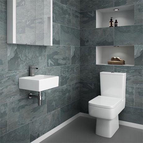 Cubetto Cloakroom Suite