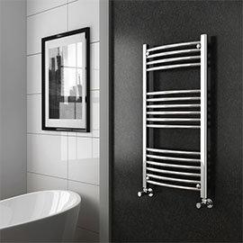 Curved Towel Radiators