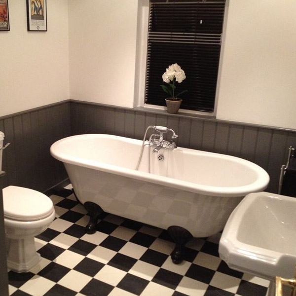A good photo of a small section of a bathroom | 6 Simple Tips