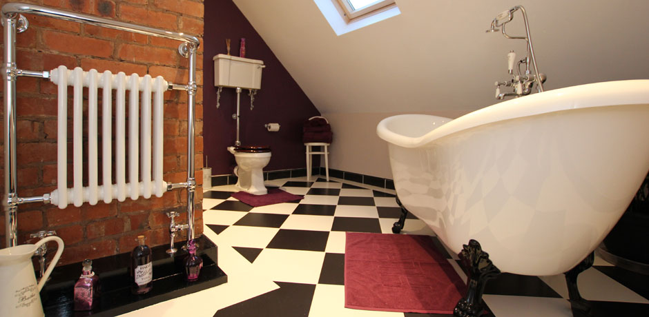 timeless traditional bathroom