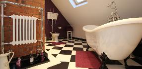 Introducing Paul & Mandy's Beautiful Traditional Bathroom