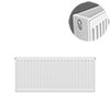 Type 22 H300 x W800mm Compact Double Convector Radiator - D308K profile small image view 1