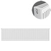 Type 22 H300 x W1200mm Compact Double Convector Radiator - D312K profile small image view 1