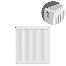 Type 22 H750 x W500mm Compact Double Convector Radiator - D705K Medium Image