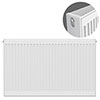 Type 22 H750 x W1000mm Compact Double Convector Radiator - D710K profile small image view 1