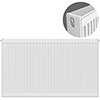 Type 22 H750 x W1100mm Compact Double Convector Radiator - D711K profile small image view 1