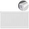 Type 22 H750 x W1400mm Compact Double Convector Radiator - D714K profile small image view 1
