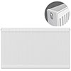 Type 22 H750 x W1600mm Compact Double Convector Radiator - D716K profile small image view 1
