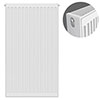 Type 22 H900 x W500mm Compact Double Convector Radiator - D905K profile small image view 1