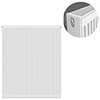 Type 22 H900 x W800mm Compact Double Convector Radiator - D908K profile small image view 1