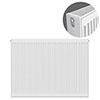 Type 22 H900 x W1100mm Compact Double Convector Radiator - D911K profile small image view 1