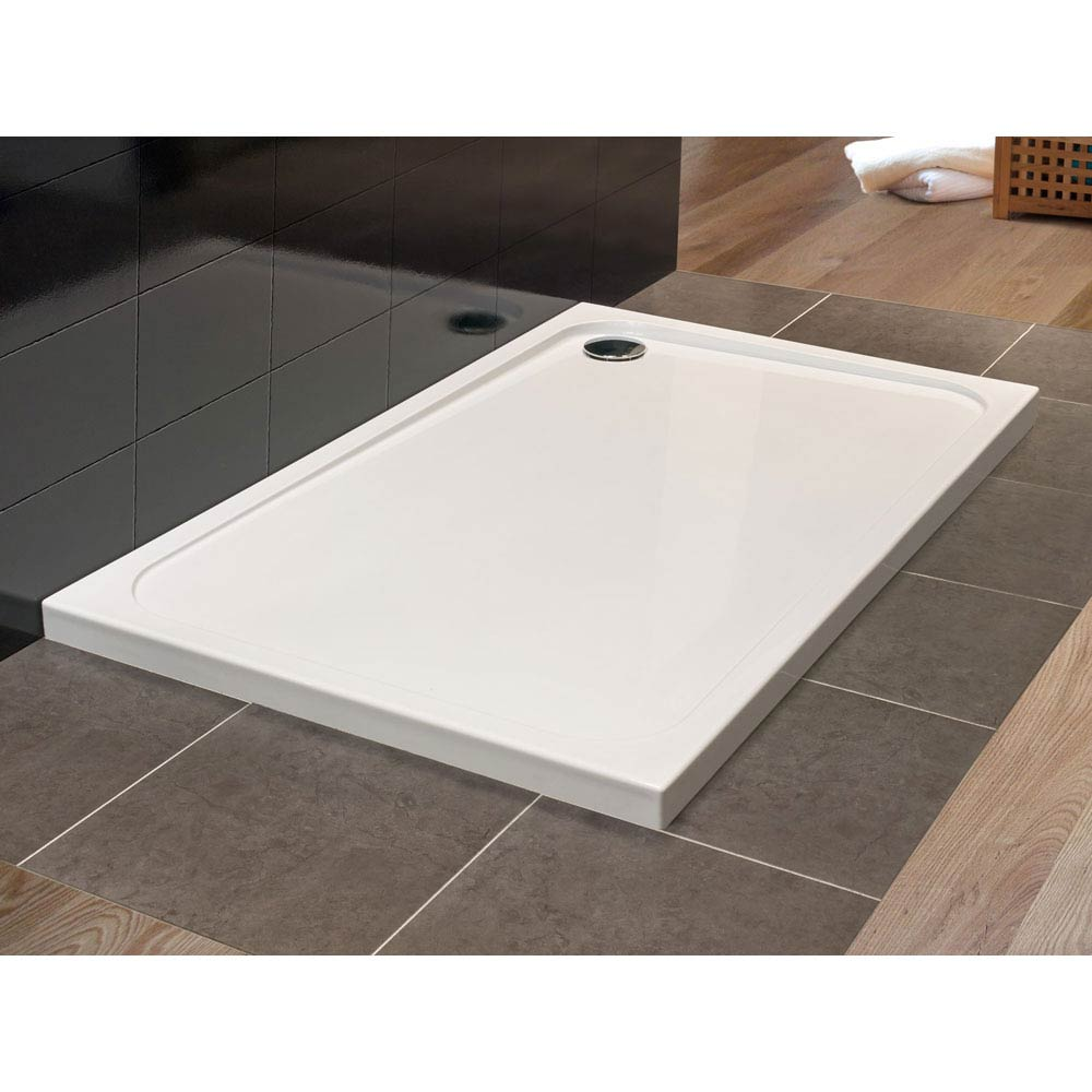 Merlyn MStone Rectangular Shower Tray  Standard Large Image