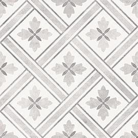 Dalton Dove Grey Wall and Floor Tiles - 330 x 330mm