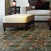 Darius Patterned Floor Tiles - 600 x 600mm Small Image