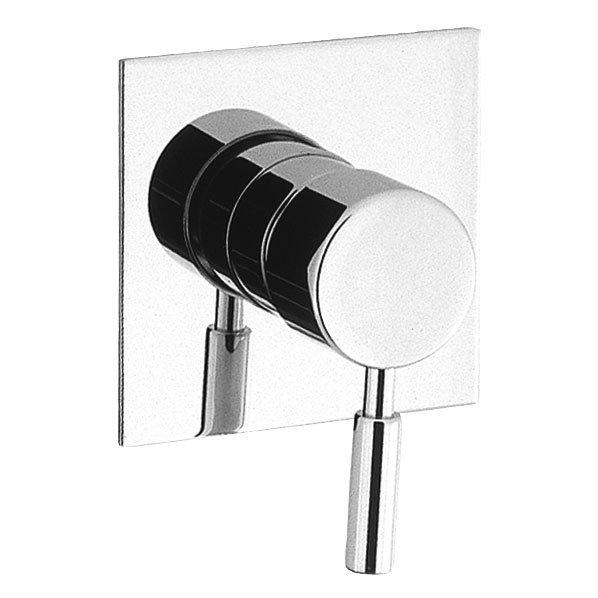 Crosswater - Design Concealed Manual Shower Valve - DE0004RC Large Image